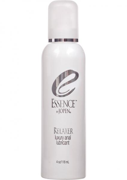 Essence Relaxer Luxury Water Based Anal Lubricant - 4 oz