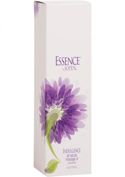 Essence Indulge Massage Oil Chamomil 4oz