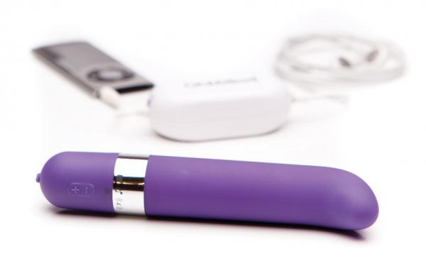 Freestyle G Spot Vibrator Purple