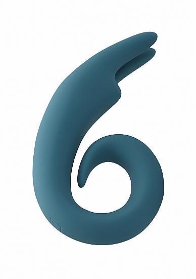 Mjuze The Lithe Blue Bunny Vibrator