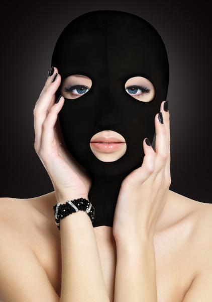 Ouch Subversion Mask Black O/S
