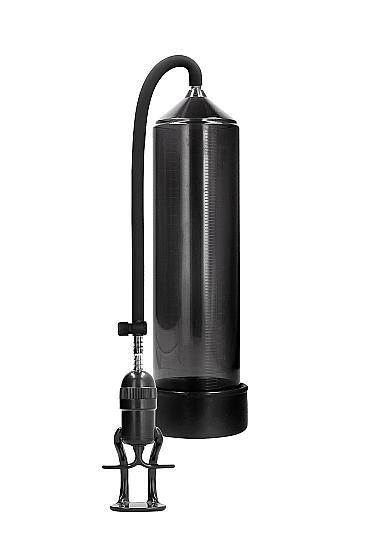 Deluxe Beginner Pump Black