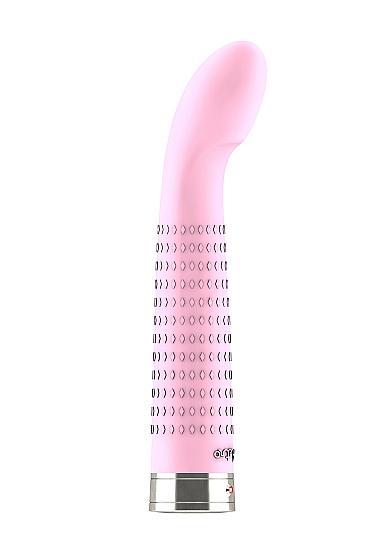 Retro G-Spot Jet Pink Vibrator