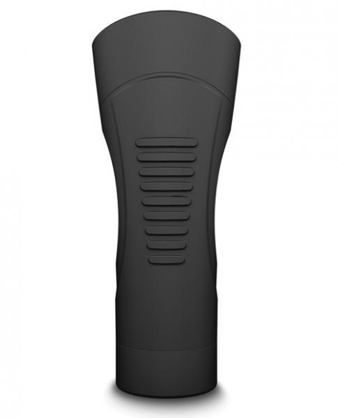 Self Lubrication Easy Grip Masturbator XL Vaginal Beige