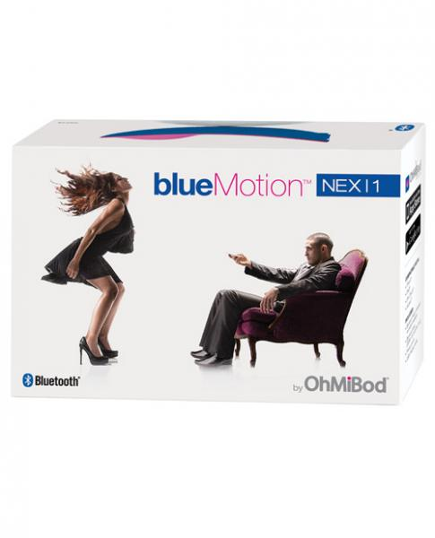 Blue Motion Nex 1 Bluetooth Vibrating Panty O/S