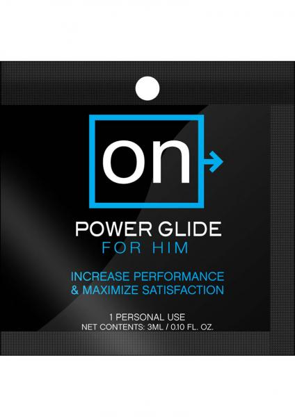 On Power Glide For Him 3ml Foil 100pc Refill