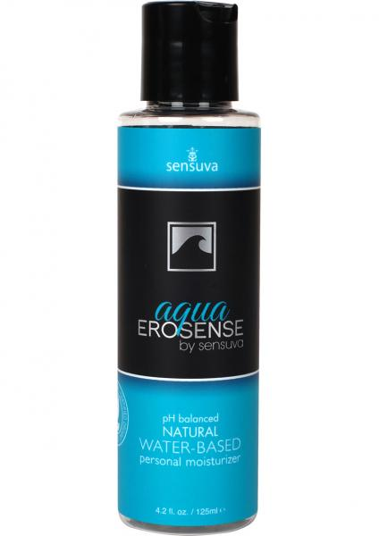 Erosense Aqua Ph Balanced Natural Water Based Personal Moisturizer 4.2 Ounce