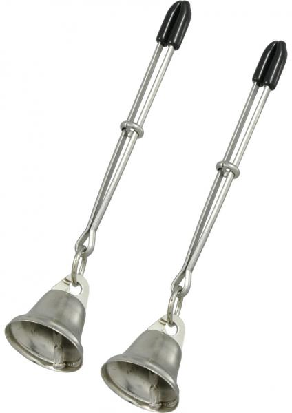 Bell Nipple Clamps With Tweezer Tip