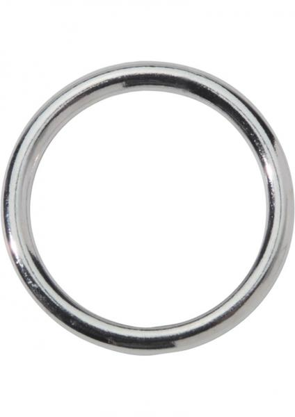 Metal C Ring 1 1/4 Inch Nickel
