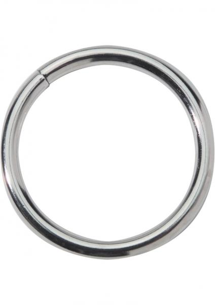 Metal C Ring 2 Inch Nickel