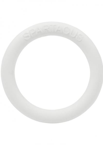 Rubber C Ring 1.25 Inch - White