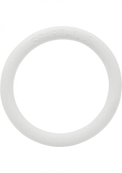Rubber C Ring 1.5 Inch - White