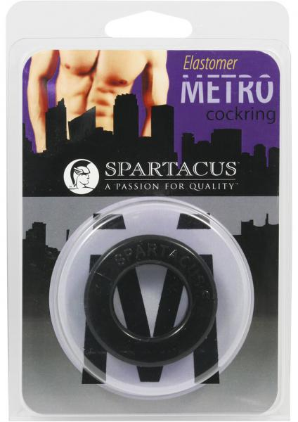 Elastomer Metro C Ring Black