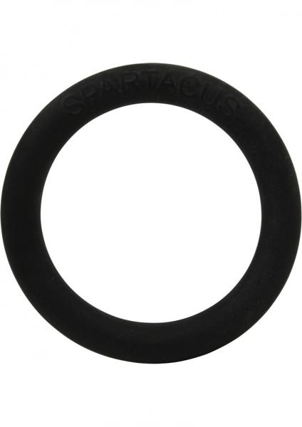 Rubber C Ring 1 1/4 inch - Black