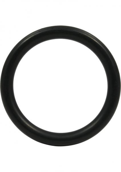 Rubber C Ring 1.5 Inch - Black