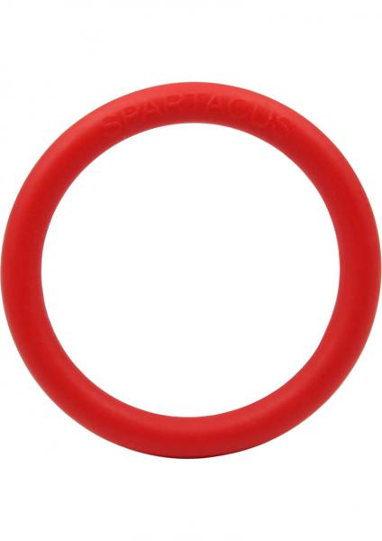 Rubber C Ring 1.5 Inch - Red