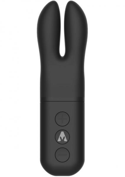 The Rabbit Company Pocket Rabbit Black Vibrator
