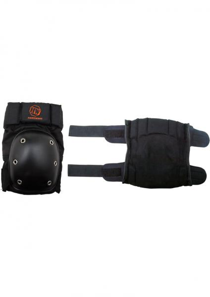Hardware Industrial Strength Knee Pads Black