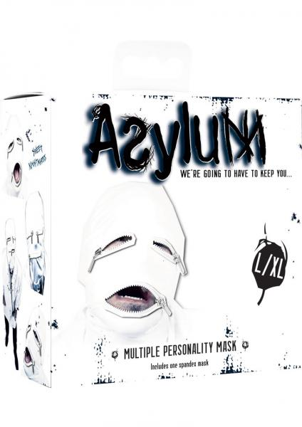 Asylum Multiple Personality Mask Large