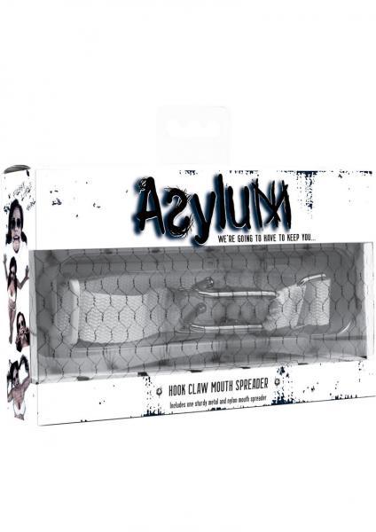 Asylum Hook Claw Mouth Spreader White