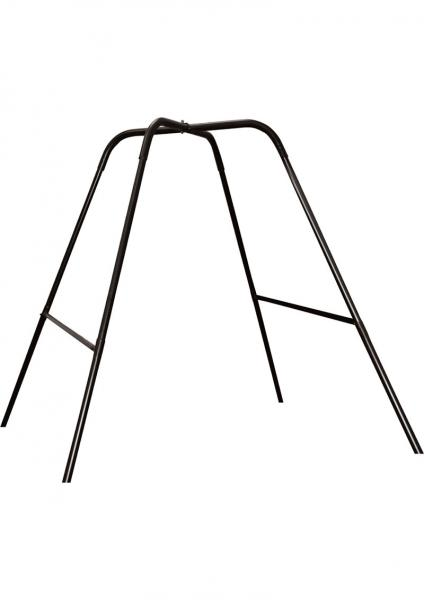 TLC Universal Sex Swing Metal Stand Black 6.6 Feet Tall