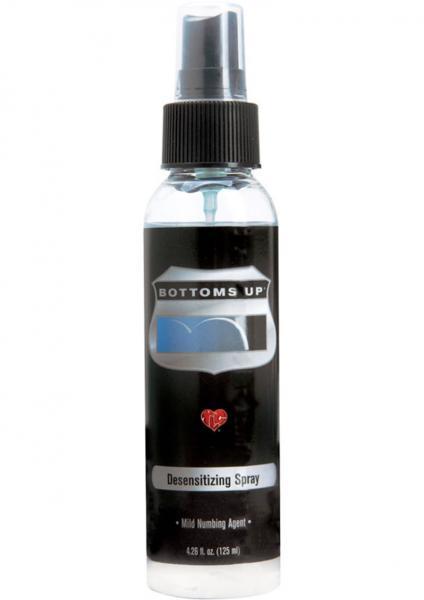 Bottoms Up Desensitizing Spray 4.26 fluid ounces