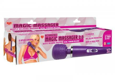 Rechargeable Magic Massager 2.0 - 110V