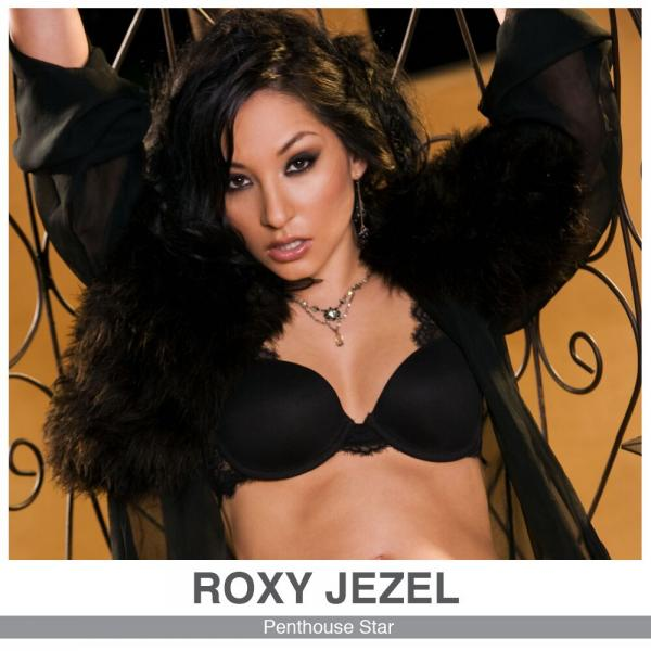 Penthouse Calendar Girl March Roxy Jezel Stroker