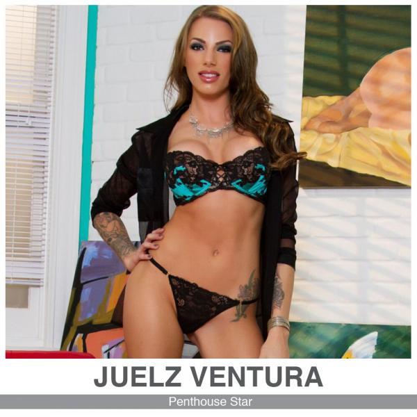 Penthouse Vixen Juelz Ventura Pussy Stroker Flesh