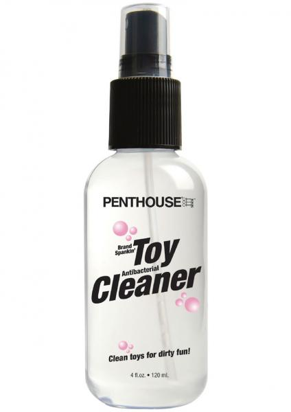 Penthouse Toy Cleaner Spray 4 Ounce