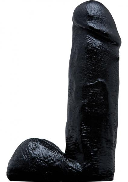 Wildfire Down And Dirty 5.75 Inch Dong Waterproof Black