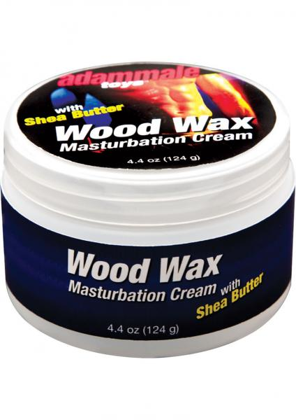 Adam Male Wood Wax Masturbation Cream 4.4oz
