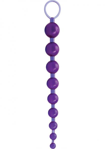 Sex Please! Sexy Beads Purple