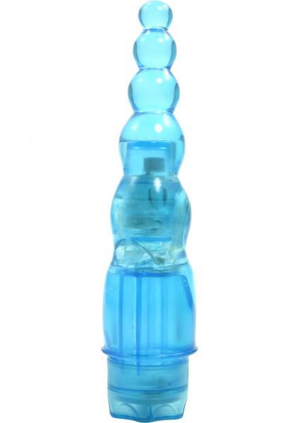 Jelly Joystick Blue Vibrator