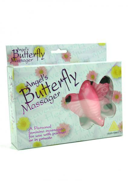 Angel's Butterfly Massager
