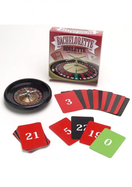 Bachelorette Roulette Card Game