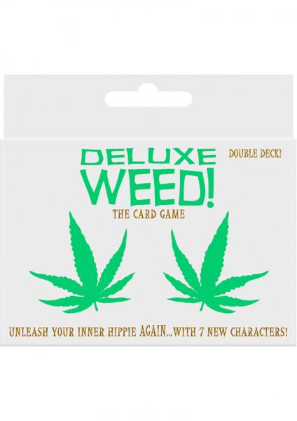 Deluxe Weed The Card Game