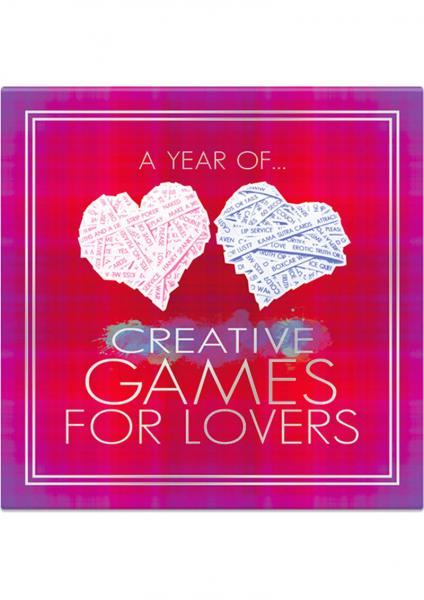 A Year Of Creative Games For Lovers Compilation Set