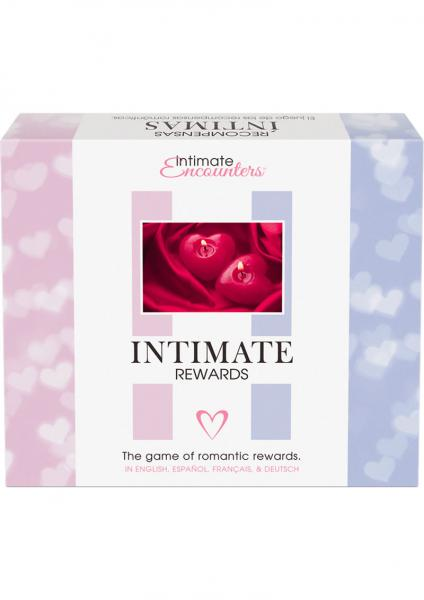 Intimate Encounters Intimate Rewards Game
