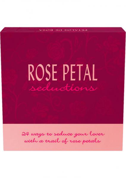Rose Petal Seductions Card Game