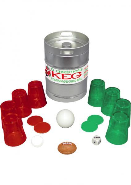 O Christmas Keg Drinking Game