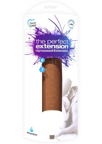 The Perfect Extension 9 Inches Flesh