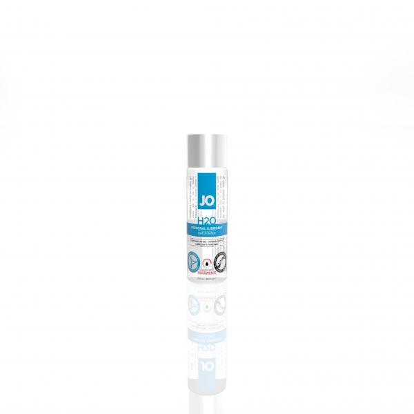 Jo H2O Warming Water Based Lubricant 2 oz