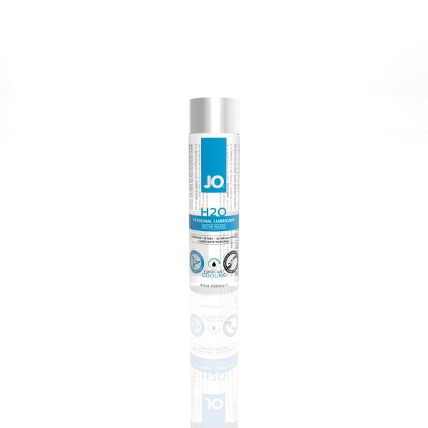 Jo H2O Cool Water Based Lubricant 4 oz