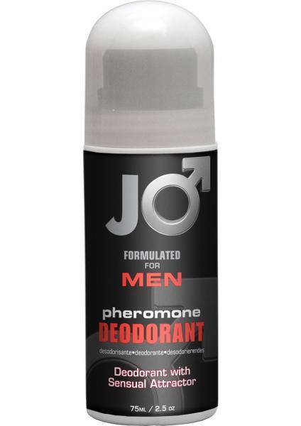 Jo Men Pheromone Deodorant 2.5 Ounce