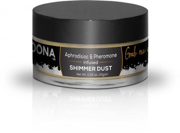 Dona Shimmer Dust Gold .25oz