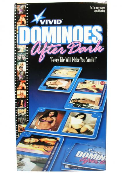 Vivid Dominoes After Dark