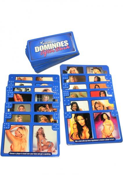 Vivid Domino's After Dark