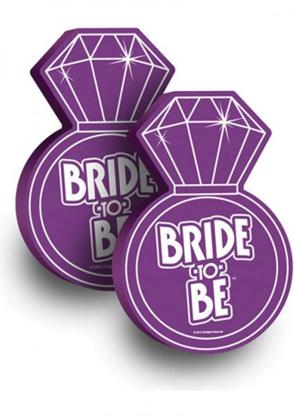 Bride To Be Engagement Ring Foam Hand