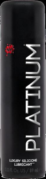 Wet Platinum Silicone Lubricant 3 fluid ounces